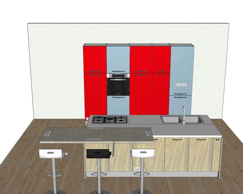 Progetto Arredo Cucina